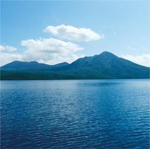 水の謌プレスvol09 支笏湖で夏の山に親しむ 支笏湖のホテル しこつ湖鶴 ...