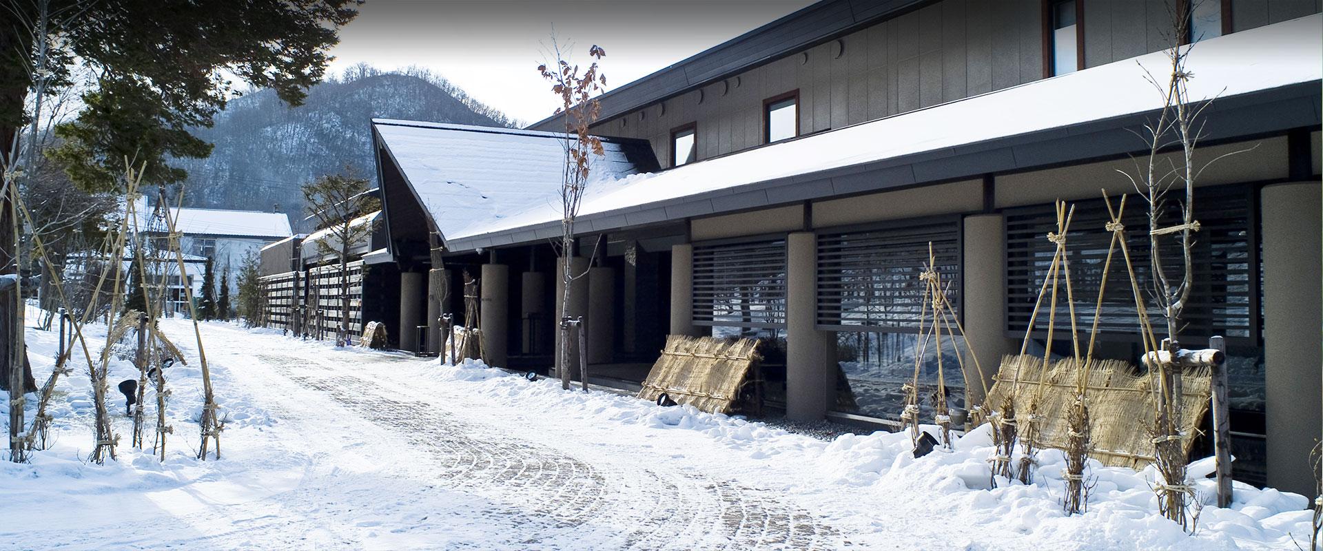 支笏湖鶴雅休閒渡假溫泉SPA飯店 水之謌